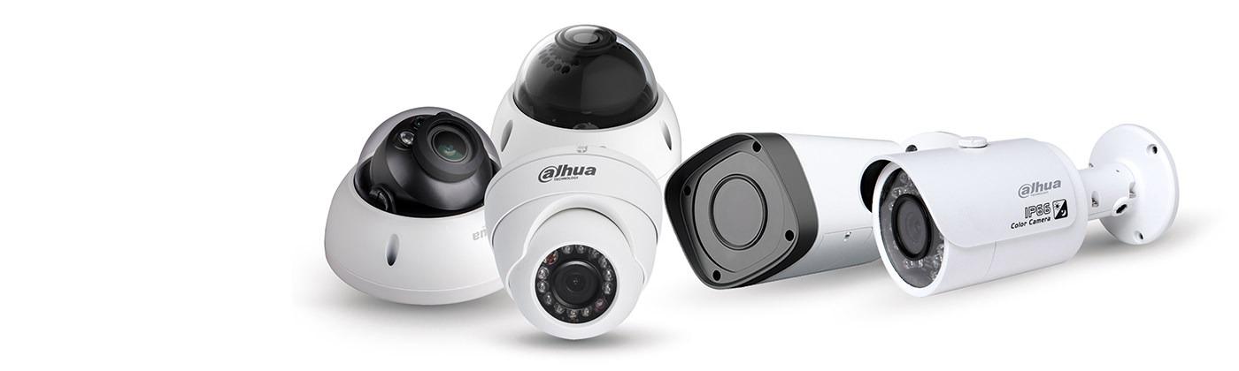 dahua bewakingscamera systemen