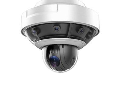 hikvision bewakingscamera 360 graden