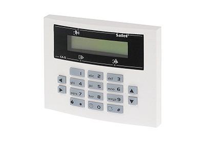 satel alarmsysteem voor bedrijf
