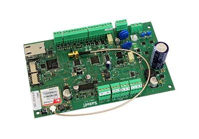 satel draadloos alarmsysteem