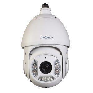Dahua Speeddome bewakingscamera's