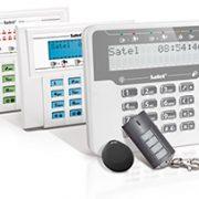 Aanbiedingen Satel Versa alarmsystemen van Bsec
